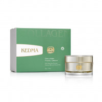 Коллагеновый крем для лица Kedma Collagen Cream (Rigid Packaging), 50 г