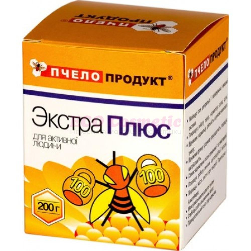 """Апимикс """"Экстра Плюс"""" с маточным молочком, пергой, прополисом и экстрактами трав Пчелопродукт, 200 г"""