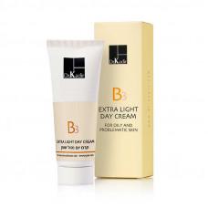 Ультралегкий крем для жирной и проблемной кожи Dr. Kadir В3 Extra Light Day Cream for oily and problematic skin, 75 мл