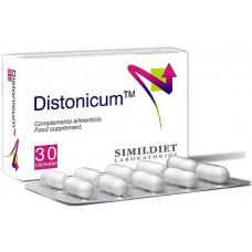 Восполнение недостатка витаминов и железа  SIMILDIET LABORATORIOS Distonicum, 30 капсул
