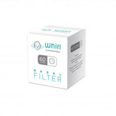 Комплект назальных фильтров Whirl Nasal Filters, 1 упаковка