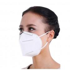 Фильтрующая маска респиратор KN95 FFP2 без клапана выдоха, 1 шт