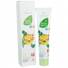 Зубная гель-паста для детей LR Health and Beauty ALOE VIA Aloe Vera Kids, 50 мл, 20329