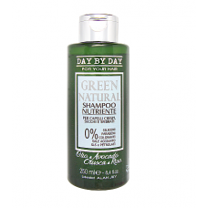 Шампунь питательный Alan Jey Green Natural Shampoo Nutriente, 250 мл