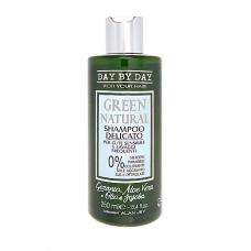 Шампунь деликатный для частого мытья Alan Jey Green Natural Delicate Shampoo, 250 мл