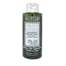Шампунь защитный Alan Jey Green Natural Shampoo Protettivo, 250 мл