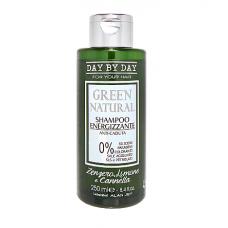 Шампунь энергетический Alan Jey Green Natural Shampoo Energizzante, 250 мл