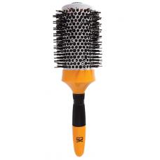 Керамический круглый браш для волос GKHair Round Brush 53, 1 шт