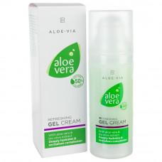 Освежающий крем-гель LR Health and Beauty ALOE VIA Aloe Vera, 50 мл, 20679