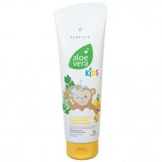 Детский шампунь-кондиционер для волос и тела LR Health and Beauty ALOE VIA Aloe Vera Kids, 250 мл, 20328