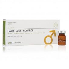 Терапия андрогенной алопеции у мужчин и женщи Innoaesthetics Hair Loss Control, 2,5 мл