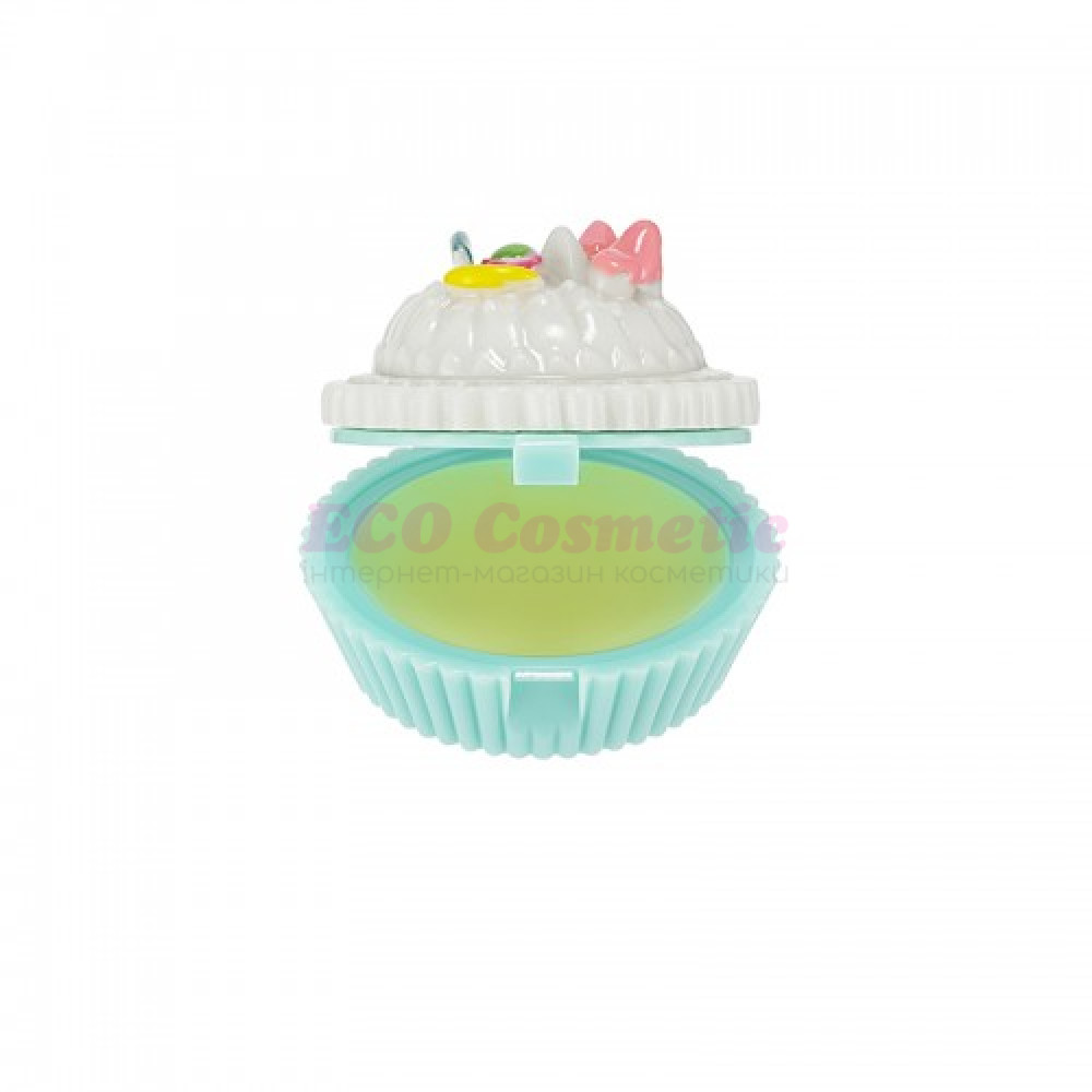 Бальзам для губ Время десерта Holika Holika Dessert Time Lip Balm Ad 06 Lemon Cup Cake, 7 г