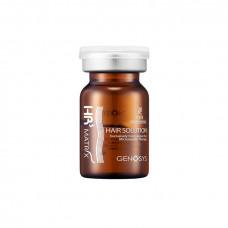Сыворотка от выпадения и для стимуляции роста волос GENOSYS HR3 Matrix Clinical Hair Solution, 8х5 мл