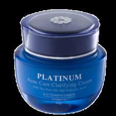 Восстанавливающий крем для кожи TENAMYD Platinum Acne care Clarifying Cream, 60 г