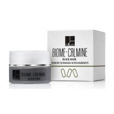 Черная маска для зрелой кожи Dr. Kadir BIOME-CALMINE Black Mask, 50 мл