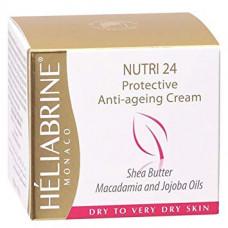 Биоревитализирующий крем для сухой кожи HELIABRINE CREAM NUTRI 24, 50 мл