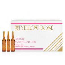 Сыворотка в ампулах для жирной кожи Yellow Rose Lotion astringente (B), 18х0,5 мл