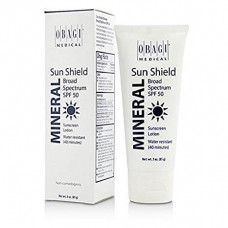 Солнцезащитный лосьон OBAGI MEDICAL Sun Shield Mineral Broad Spectrum SPF 50, 85 г