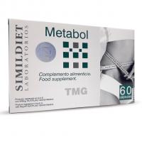 Капсулы для снижения веса SIMILDIET LABORATORIOS METABOL, 60 шт