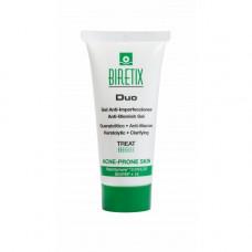 Себорегулирующий гель для кожи с акне Cantabria Labs Biretix Duo Purifying Exfoliant Gel (Anti-Blemish Gel), 30 мл