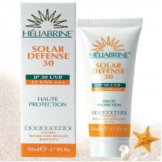 Солнцезащитный крем HELIABRINE SOLAR DEFENSE SPF 30 UVB/12UVA, 50 мл