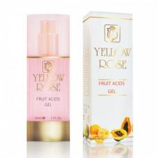 Лечение фруктовыми кислотами Yellow Rose Fruits Acids Gel, 30 мл