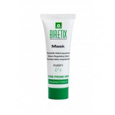 Себорегулирующая маска для кожи с акне Cantabria Labs Biretix Mask Sebum-Regulating, 25 мл