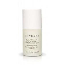 Эфирное масло жасмина SUNDARI Essential Oil for Normal/Combination Skin, 15 мл