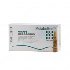 Липолитический коктейль SIMILDIET LABORATORIOS METABOLITES,  2 мл