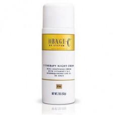 Отбеливающий ночной крем OBAGI MEDICAL Obagi-C Rx System С-Therapy Night Cream, 57 г