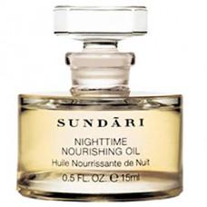 Ночное питательное масло для всех типов кожи SUNDARI Nighttime Nourishing Oil for All Skin Types, 15 мл