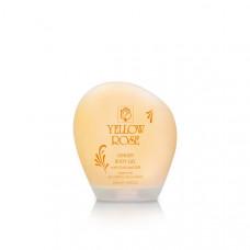Антицеллюлитный гель для тела с золотом Yellow Rose Ginger body gel Golden Line, 250 мл