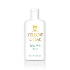 Увлажняющее молочко для рук и тела Yellow Rose Body milk, 200 мл