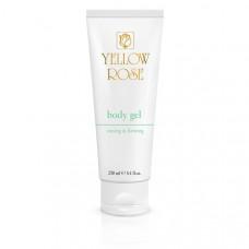 Охлаждающий и успокаивающий гель для тела Yellow Rose Body gel, 250 мл