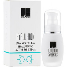 Увлажняющий крем вокруг глаз Dr. Ron Kadir Hyalu-Ron Low Molecular Hyaluronic eye Cream, 30 мл
