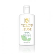 Увлажняющее молочко для тела Yellow Rose Herbal Body Milk, 200 мл