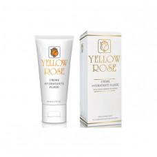 Увлажняющий крем для комбинированной и жирной кожи Yellow Rose Creme Hydratante Fruide, 50 мл