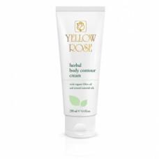 Моделирующий и укрепляющий крем для тела Yellow Rose Herbal Body Contour Cream, 250 мл