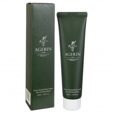 Крем для тела AGERIN Active Natural Body Cream Dry Itch Body Relief, 50 мл