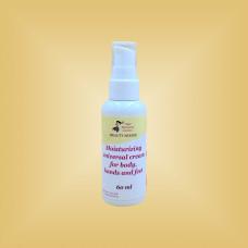 Увлажняющий универсальный крем для тела, рук и ног Nikol Professional Cosmetics, 60 мл