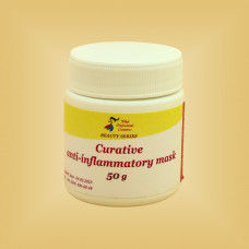 Маска лечебная противовоспалительная Nikol Professional Cosmetics, 50 мл