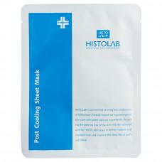 Маска постпроцедурная тканевая «Регенерирующая с охлаждающим эффектом» Histolab Post Cooling Sheet Mask, 1 шт