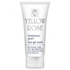 Маска для лица с жемчугом Yellow Rose Luminance Pearl Face Gel Mask, 50 мл