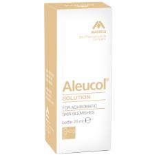 Лосьон для временной (долгосрочной) коррекции депигментированных участков Mastelli Aleucol, 25 мл