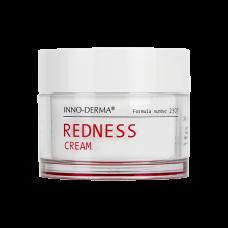 Увлажняющий крем для чувствительной кожи лица с куперозом и розацеа Innoaesthetics Redness Cream, 50 г