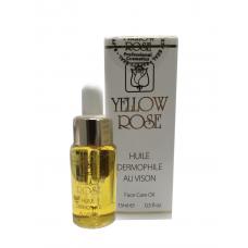 Натуральное норковое масло Yellow Rose Huile demophile au vison, 15 мл