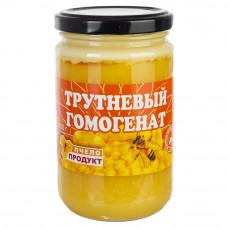 Трутневое молочко (гомогенат) консервированное медом Пчелопродукт, 400 мл