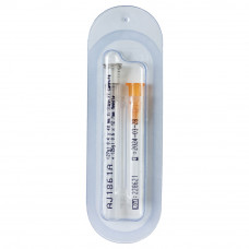 Канюля с иглой для укола Sterimedix 27G x 40 мм 25G Needle, 1 шт