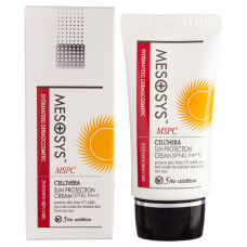 Солнцезащитный крем MESOSYS Cellthera Sun Protection Cream SPF 40, 40 г