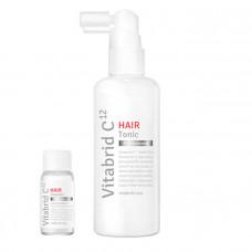 Набор для лечения волос и кожи головы Vitabrid C12 HAIR Tonic Set Professional, 1 упаковка